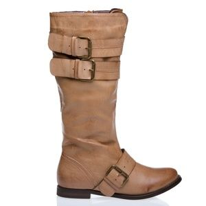 Shoe Dazzle Blake Boots